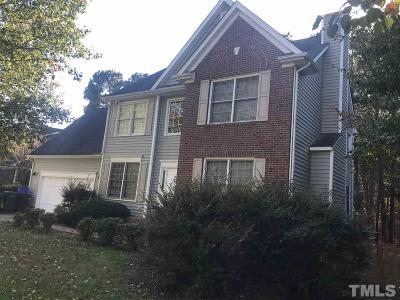 Durham Single Family Home For Sale: 2 Otters Run