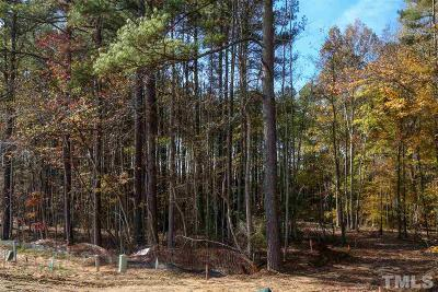 Durham County Residential Lots & Land For Sale: 1154 Southpoint Trail