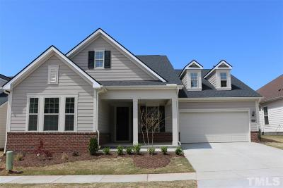Durham Single Family Home For Sale: 1207 Atticus Way #Lot 245