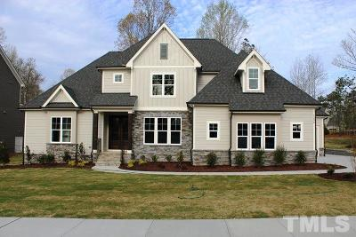 Wake Forest Single Family Home For Sale: 1208 Mackinaw Drive