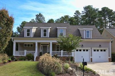 Chapel Hill Single Family Home Contingent: 203 Hemler Drive