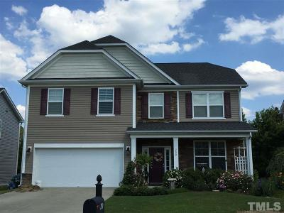 Knightdale Single Family Home For Sale: 200 Hope Valley Drive