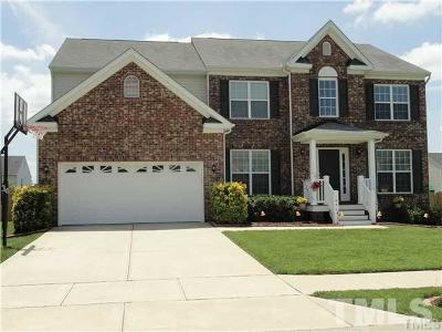 Rolesville Single Family Home Contingent: 1051 Evening Shade Avenue