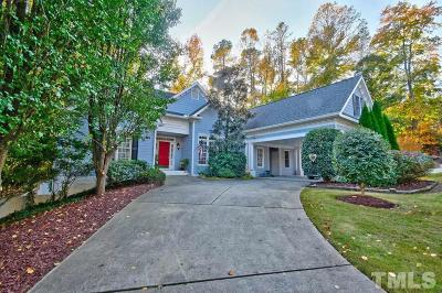 Wake County Single Family Home Pending: 7613 Pats Branch Drive