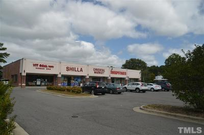 Durham Commercial For Sale: 2107 Allendown Drive