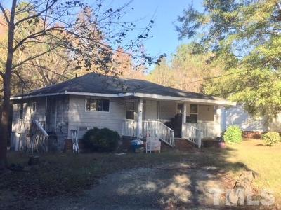 Durham Single Family Home Pending: 516 Todd Street