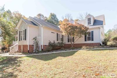 Holly Springs Single Family Home For Sale: 6108 Hilbert Ridge Drive