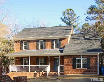 Durham Single Family Home For Sale: 5311 Silkwood Drive