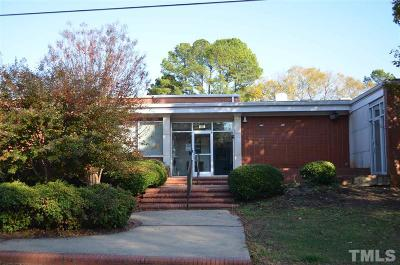 Pittsboro Commercial For Sale: 158 Credle Street