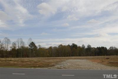 Johnston County Commercial Lots & Land For Sale: 310 Neuse River Parkway