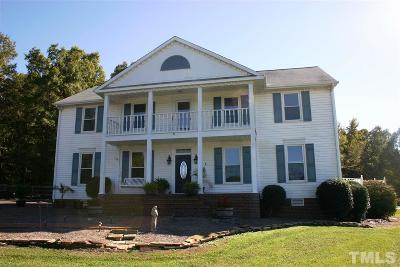 Durham County Single Family Home For Sale: 307 Bacon Road