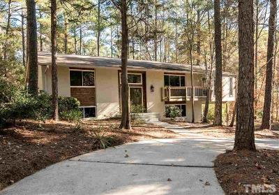 Durham Single Family Home For Sale: 6609 Hunters Lane