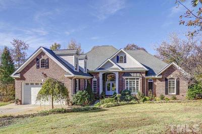 Durham Single Family Home For Sale: 4615 Rapids Lane