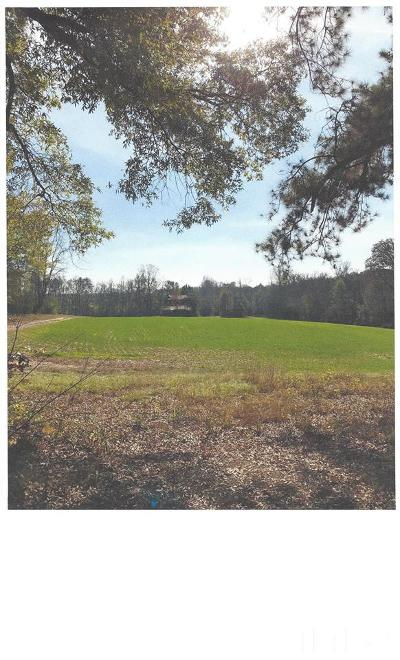 Franklin County Residential Lots & Land For Sale: 6277 Nc 39