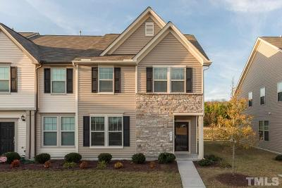 Wake Forest Townhouse Pending: 4445 Middletown Drive