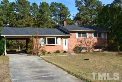 Durham Single Family Home For Sale: 2612 Cooksbury Drive