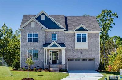 Rolesville Single Family Home Pending: 504 Frontera Court