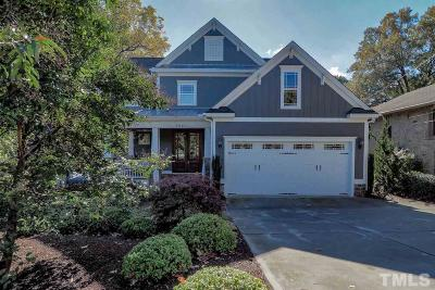 Wake County Single Family Home For Sale: 2210 Anderson Drive