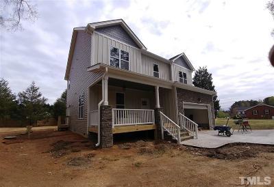 Fuquay Varina, Holly Springs Single Family Home For Sale: 2504 Jutland Court