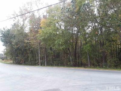 Wake County Residential Lots & Land For Sale: 7808 Stephenson Road