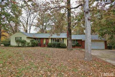 Durham Single Family Home For Sale: 703 Infinity Road