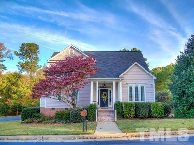 Raleigh Single Family Home For Sale: 1400 Opal Court