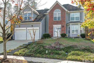 Holly Springs Single Family Home For Sale: 121 Talley Ridge Drive