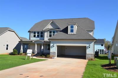 Garner Single Family Home For Sale: 426 Airedale Trail