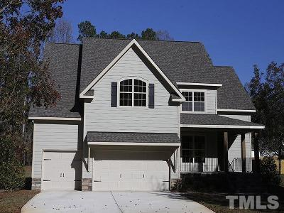Raleigh Single Family Home For Sale: 3139 Constance Circle
