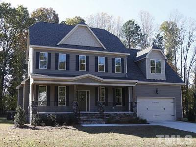 Raleigh Single Family Home For Sale: 3136 Constance Circle