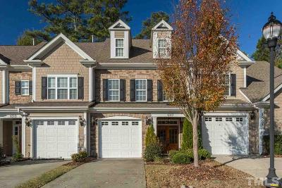 Morrisville Townhouse For Sale: 1317 Foxglove Drive