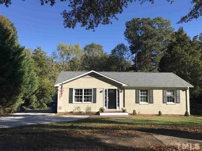 Wake County Single Family Home For Sale: 216 Northclift Drive