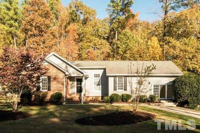 Durham Single Family Home For Sale: 3913 Olde Coach Road