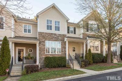 Raleigh, Cary Townhouse Contingent: 5901 Hourglass Court