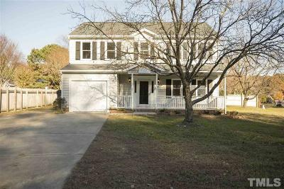Raleigh NC Single Family Home For Sale: $269,900