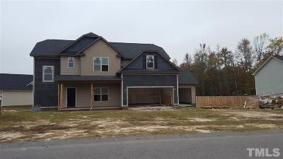 Harnett County Single Family Home For Sale: 361 Melody Lane