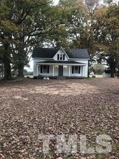 Oxford Single Family Home Contingent: 4585 Fairport Road