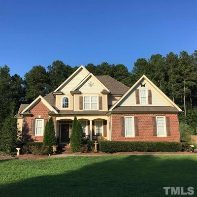 Franklinton Single Family Home For Sale: 2114 Olde Brassfield Lane