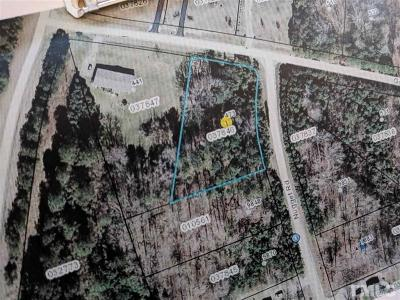 Spring Hope Residential Lots & Land Pending: 473 Gold Valley Road