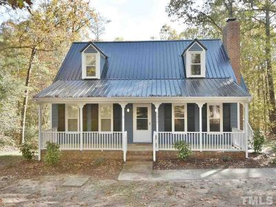Fuquay Varina, Holly Springs Single Family Home For Sale: 1317 Andersonwood Drive