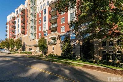 Wake County Condo For Sale: 618 N Boylan Avenue #524