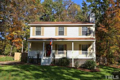 Raleigh NC Single Family Home For Sale: $229,900