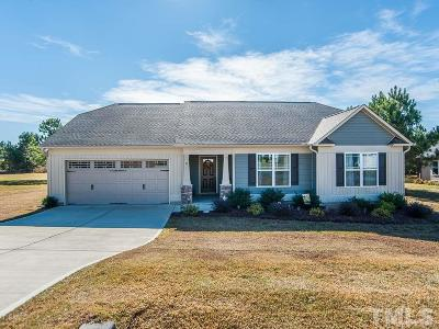 Johnston County Single Family Home For Sale: 81 Abacos Court
