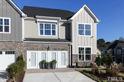 Cary NC Townhouse For Sale: $394,545