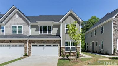 Cary NC Townhouse For Sale: $396,460