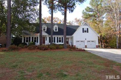 Durham County Single Family Home For Sale: 9 Shepard Springs Court