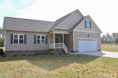 Johnston County Single Family Home For Sale: 106 Poston Court