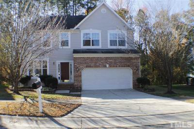 Durham Single Family Home For Sale: 3704 Appling Way