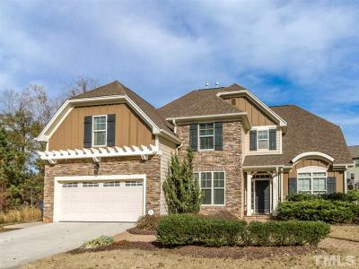 Youngsville Single Family Home For Sale: 237 Plantation Drive