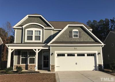 Johnston County Single Family Home For Sale: 456 Summerwind Plantation Drive